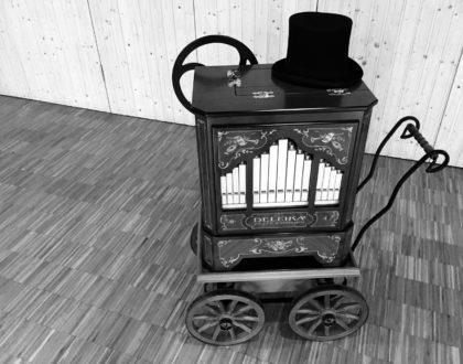Die Drehorgel – ein altbewährtes Instrument für Ihre Veranstaltung