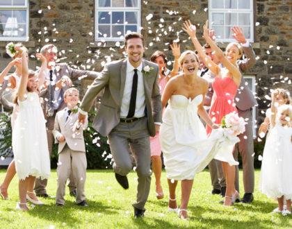Hochzeitsfeier, Taufe & Co. – so kommen Emotionen trotz Corona nicht zu kurz