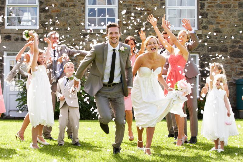 Hochzeitsfeier, Taufe & Co. - so kommen Emotionen trotz Corona nicht zu kurz